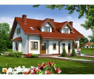 Дом в цикламенах 2