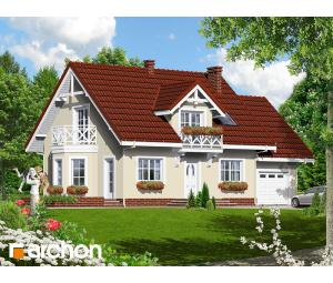 Дом в рододендронах 9