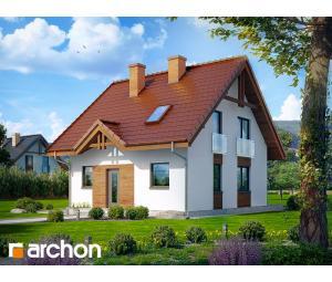 Дом в землянике