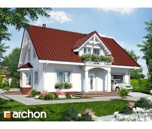 Дом в бархатцах 4