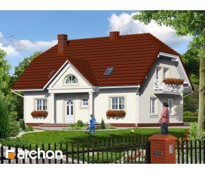 Дом в гладиолусах 2