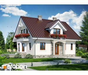 Дом в рододендронах 6 (В)