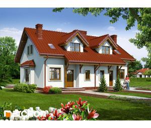 Дом в цикламенах 2 (C2)