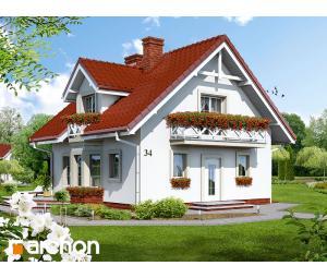 Дом в рододендронах (П)