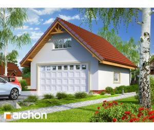 Г6a - Двухместный гараж