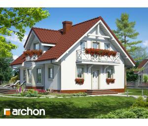Дом в рододендронах 5 (В)