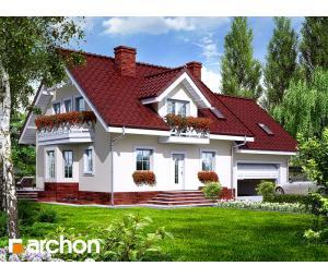 Дом в рододендронах 6 (Г2П)