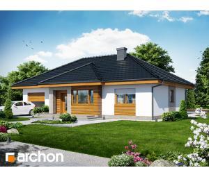 Дом в акебиях 3
