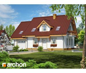 Дом в землянике 4