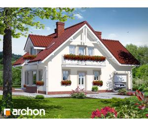 Дом в рододендронах 2