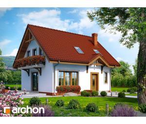 Дом в землянике 5