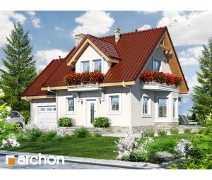 Дом в винограде 4