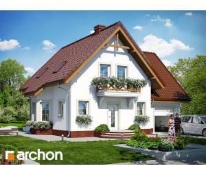 Дом в винограде 5