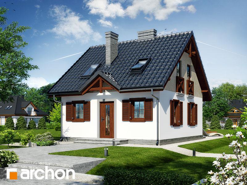 Проекты загородных домов и коттеджей в английском стиле